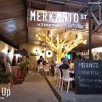 Merkanto: International Street Food Park in UP Village