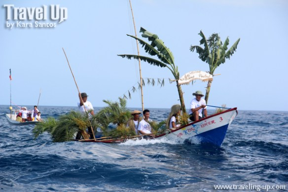 06. vakul kanayi festival sabtang island batanes maritime parade boat