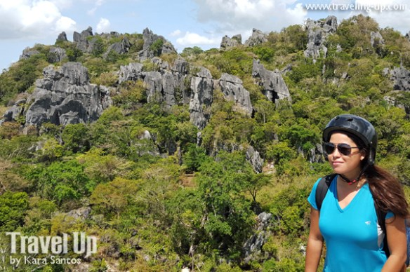 masungi georeserve tanay rizal view from tatay rocks view