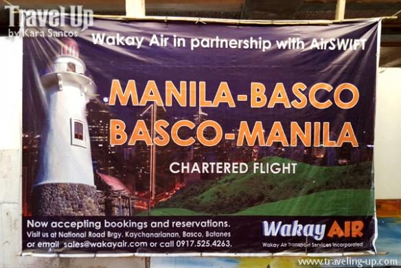 wakay air airswift batanes poster