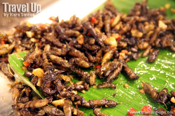 pampanga exotic food apag marangle camaru mole crickets