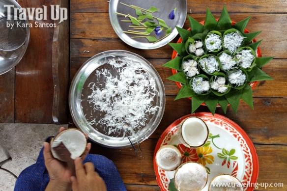 sticky rice dessert thailand bangkok