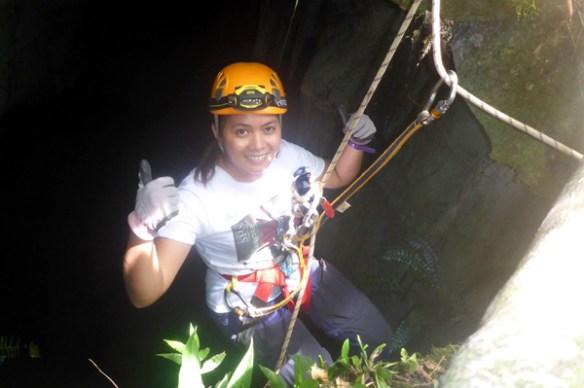 central cave samar descent rhea