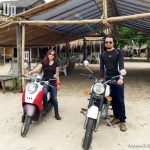 Date Ride to Laiya + Laguna Side-Trip