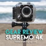 Gear Review: Supremo 4K Action Camera