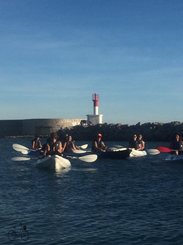 kayak à sète avec enfranceaussi