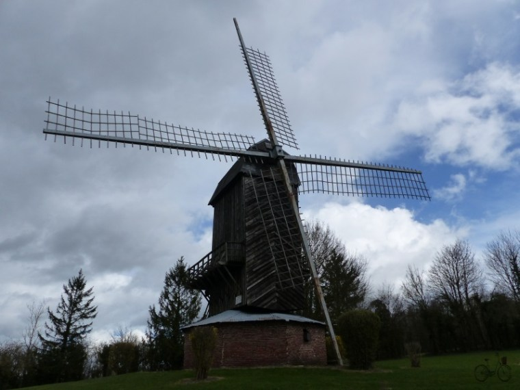 moulin naours