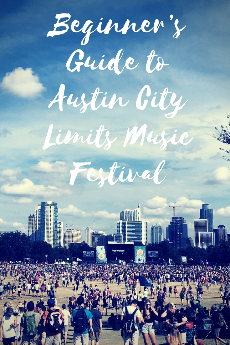 Beginner's Guide to Austin City Limits Music Festival