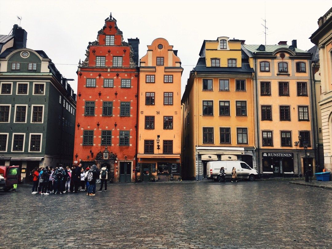 Visitor's Guide to Stockholm, Sweden
