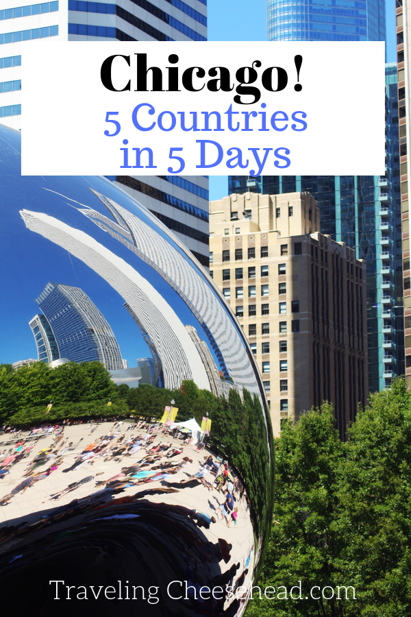 Chicago Neighborhoods Let You Visit 5 Countries in 5 Days