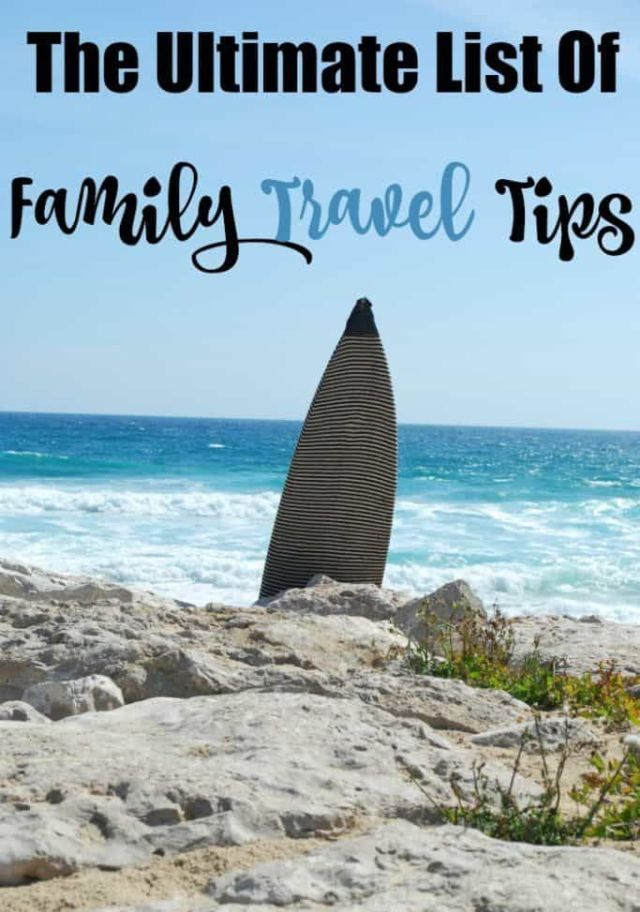 traveling with family cover