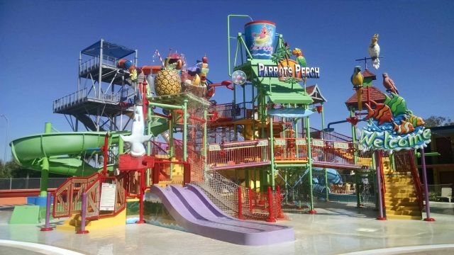 CoCo Keys Waterpark and Hotel is a Fun Florida Family Option