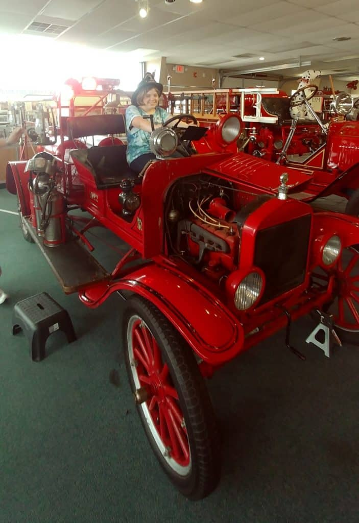 Check Out 250 Years of History at the Vintage Fire Truck Museum