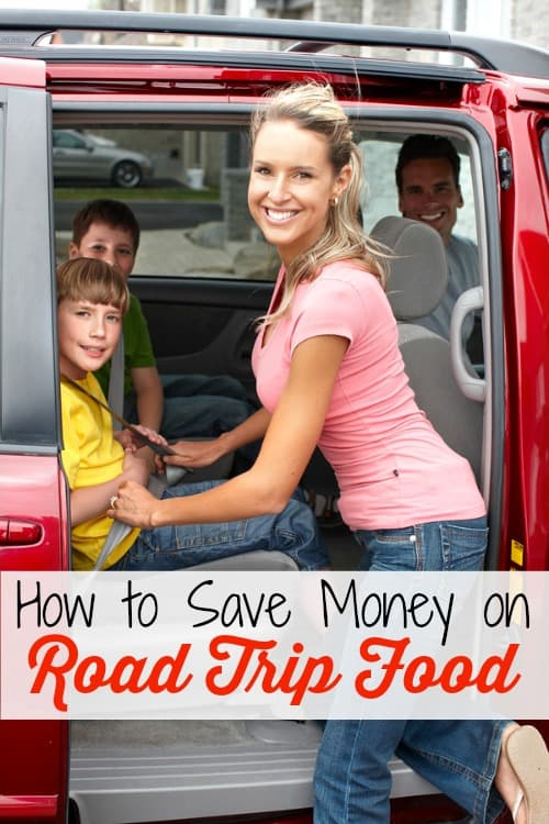 road trip budget for food
