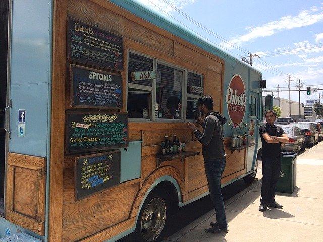 Take a Taco Tour in San Diego taco truck