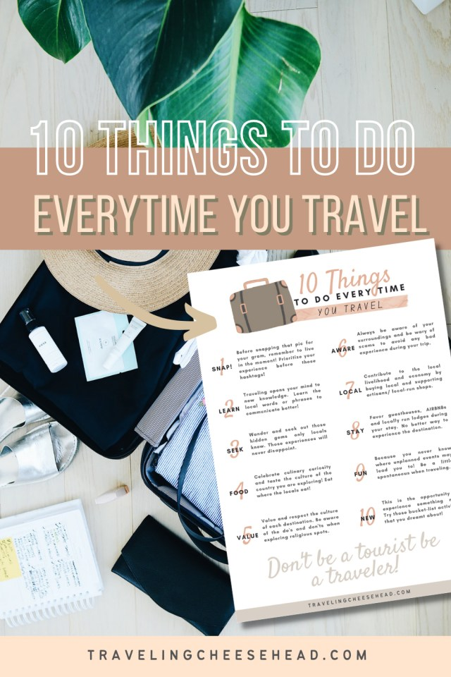 Things You Should Remember When Going On a Trip