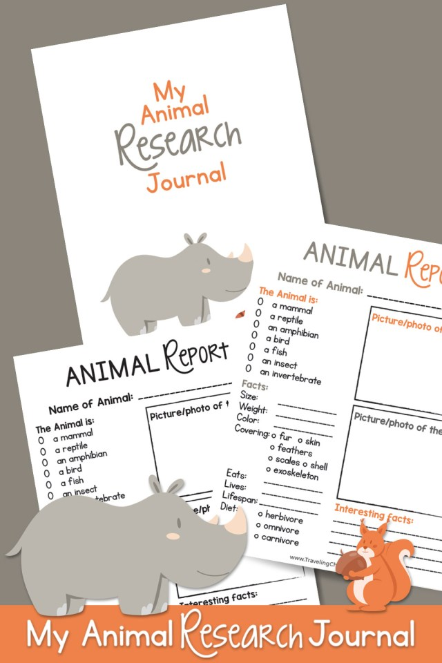 free animal research journal