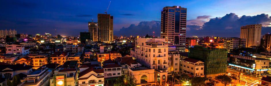 Phnom Penh, Cambodia City Guide