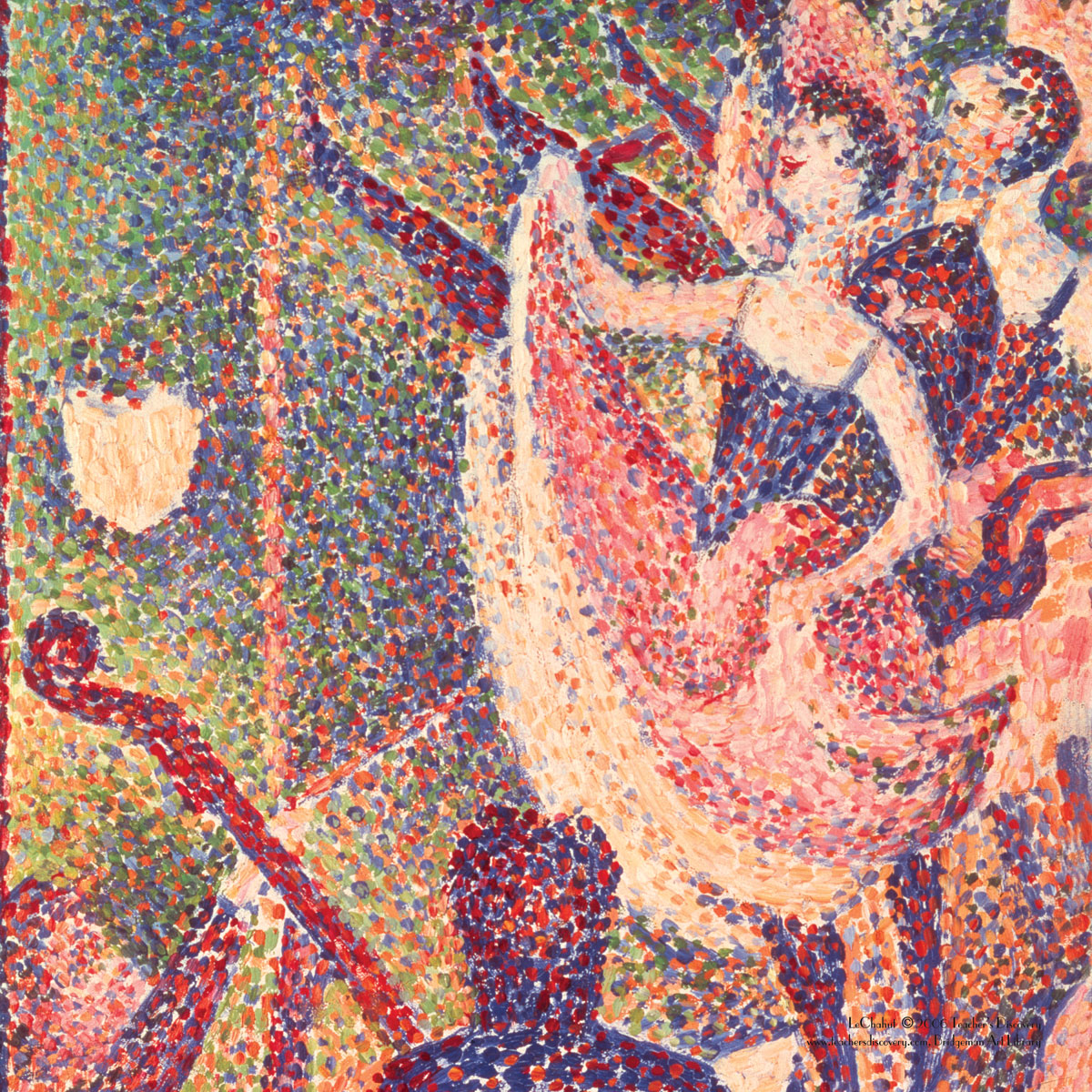 Georges Seurat Activity Packet Download Traveling Exhibits