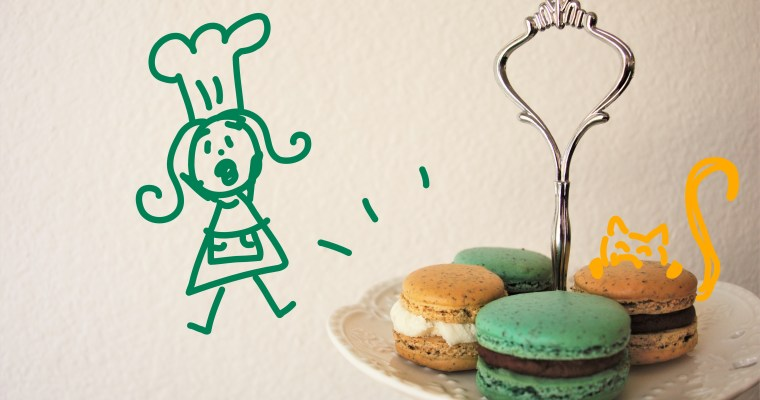 Macaron Mania: Discovering the Secret