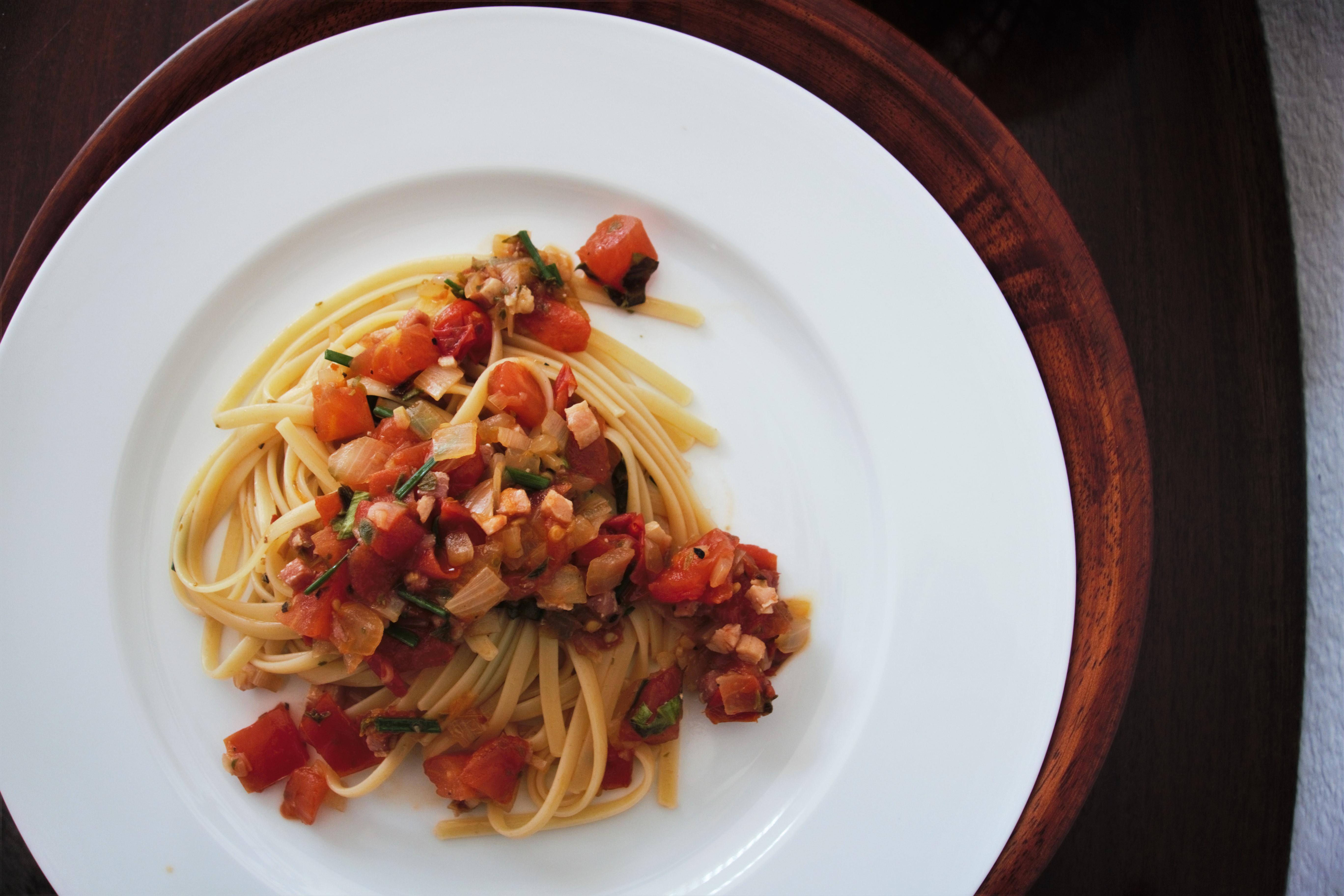 French Memories: My Go-to Pasta Recipe