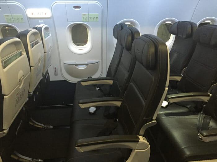 Review British Airways Economy Class A320 Lhr Cph