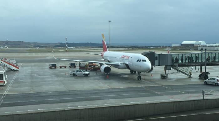 Iberia Economy Class A320