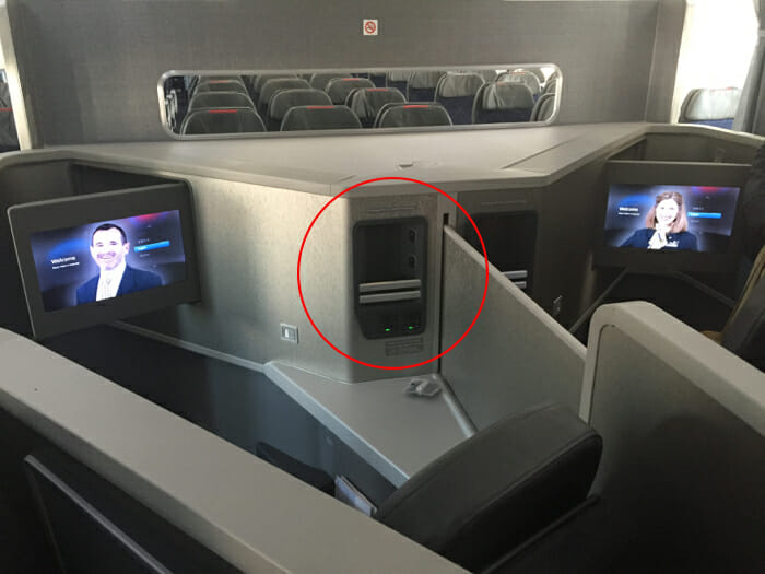 Review American Airlines Business Class 787 Dreamliner