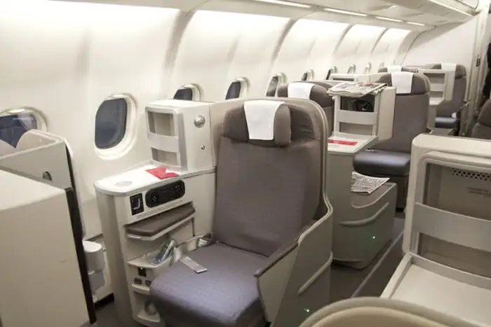 Iberia Business Class Airbus A330-200