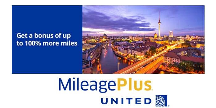 Buy United Miles