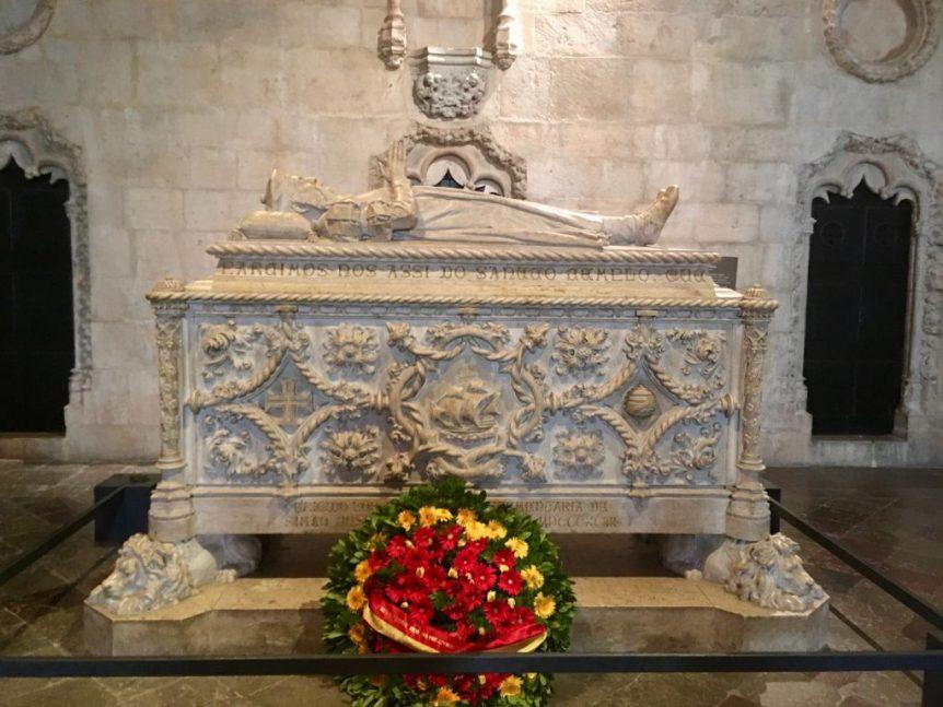 RIP Vasco da Gama