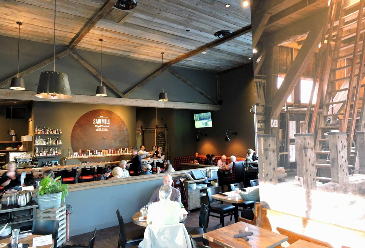 Sawmill Taphouse, Sawmill restaurant, Sawmill Chemainus, Sawmill Taphouse Chemainus, Chemainus Restaurants, Cowichan Valley Restaurants.