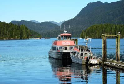 West Coast Aquatic Safaris Boats