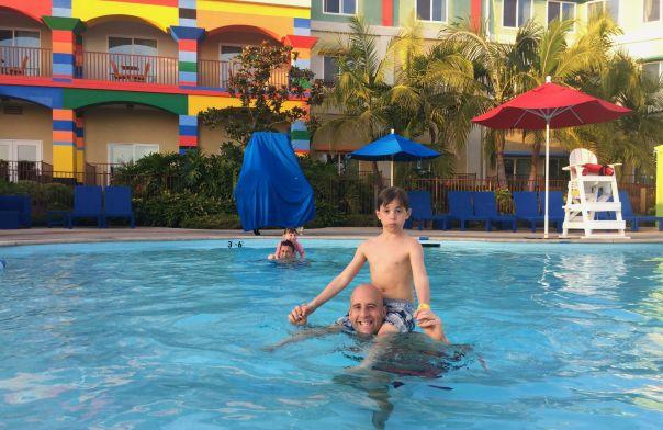 Legoland, Legoland Hotel