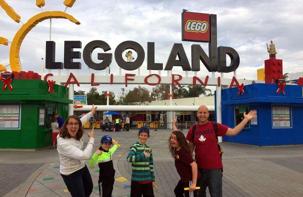 Legoland, Legoland Park Entrance, Legoland