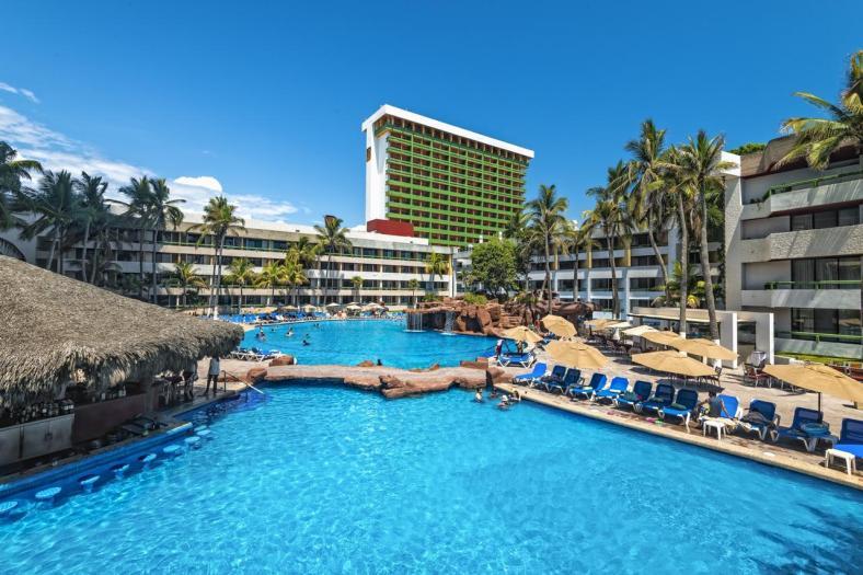 El Moro Beach Hotel, El Cid, Mazatlan El Cid