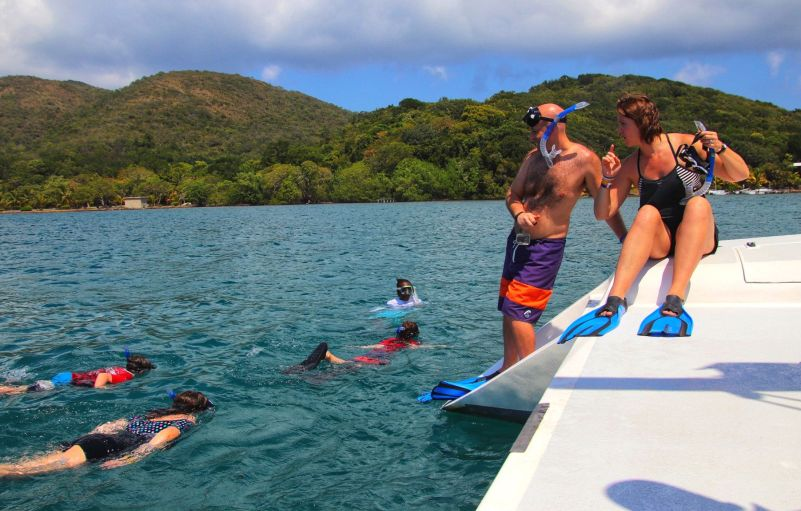 Amavi Roatan Traveling Islanders