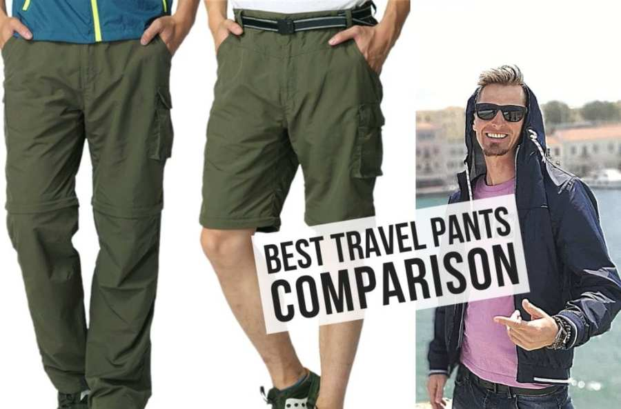 Travel Pants for Hot Weather