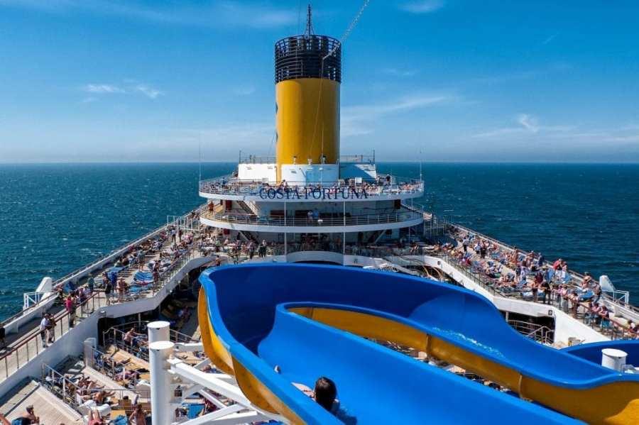 Costa Cruise, Costa Fortuna