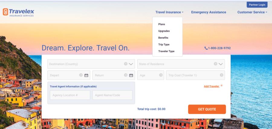 travelex insurance for digital nomad