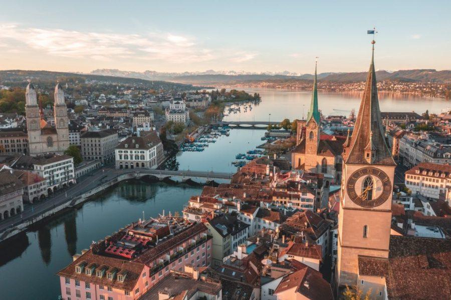 zurich - switzerland capital