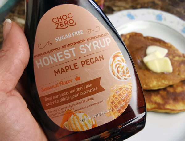 Chozero Low Carb Syrups