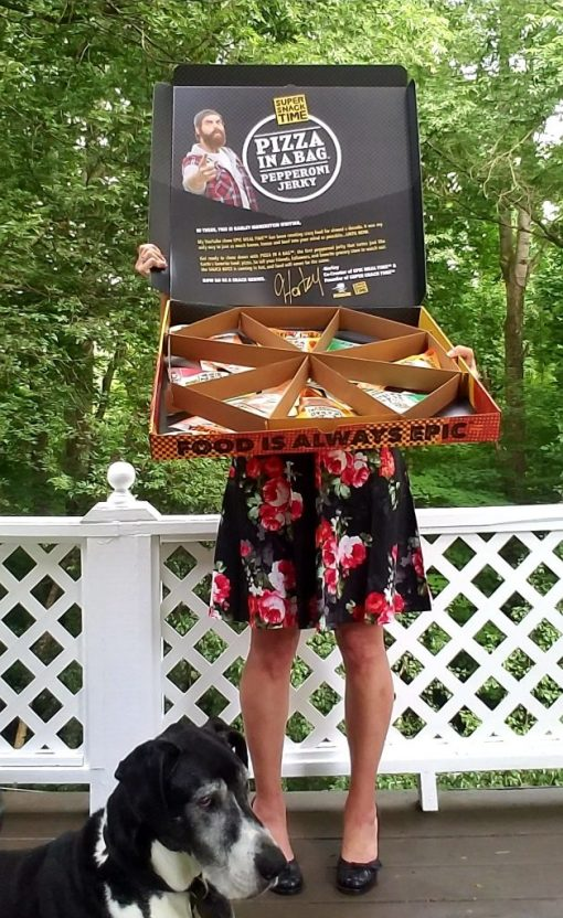 Super Snack Time Pizza In A Bag Keto Friendly Low Carb Pizza Jerky