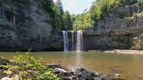 Cane Creek Falls - July 2018