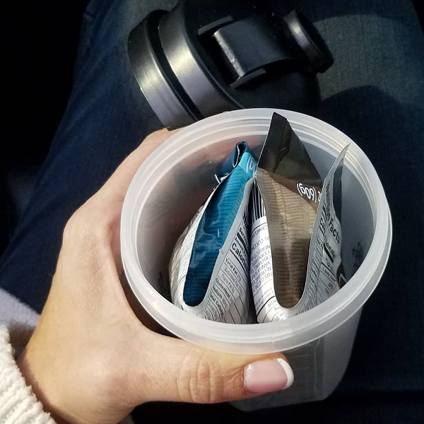 Keto Shake Packets - Traveling Low Carb