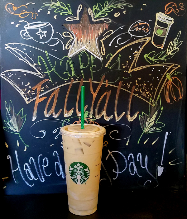 Starbucks Keto Iced Coffee