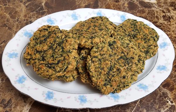 Spincah Bread Keto Recipe