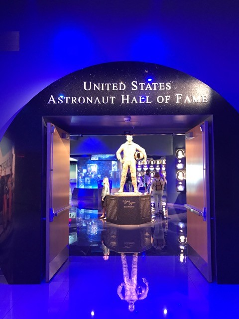 Astronaut Hall of Fame Kennedy Space Center TravelingMom