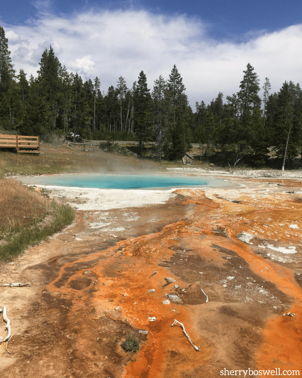 Plan a Yellowstone vacation with precision by knowing where to go before you go, like the Fountain Paint Pots.