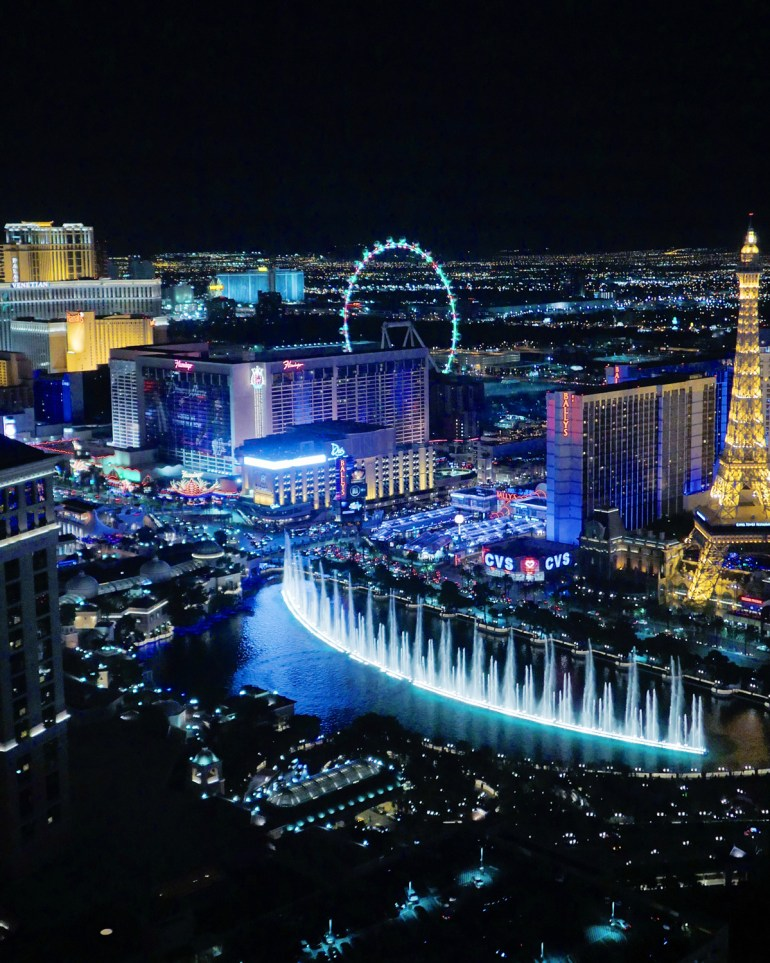 Vdara Studio Fountain View Suite Review 2018 - YouTube